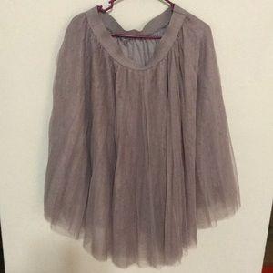 Dresses & Skirts - Women's tulle skirt from Charlotte Russe